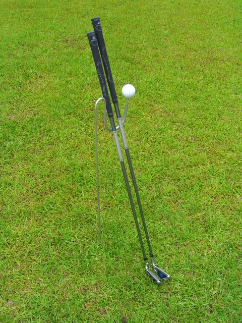 Golf Club Holder Stand Caddie The Dewstick 174 Home